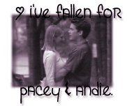 Pacey et Andie